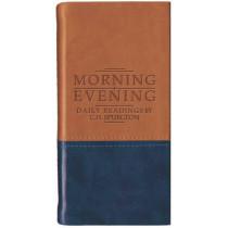 Morning And Evening - Matt Burgundy by C. H. Spurgeon, 9781845501839