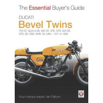 Ducati Bevel Twins: Essential Buyer's Guide by Ian Falloon, 9781845843632