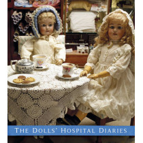 The Dolls' Hospital Diaries by Melissa Nolan, 9781845887636