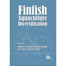 Finfish Aquaculture Diversification by Nathalie Le Francois, 9781845934941
