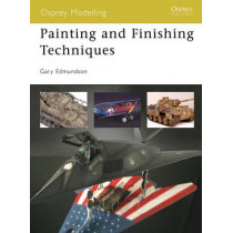 Painting and Finishing Techniques by Gary Edmundson, 9781846032639
