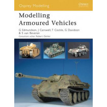 Modelling Armoured Vehicles, 9781846032875