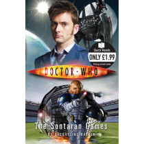 Doctor Who: The Sontaran Games by Jacqueline Rayner, 9781846076435