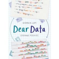 Dear Data by Stefanie Posavec, 9781846149061
