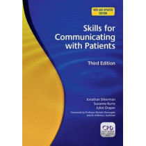 Skills for Communicating with Patients by Jonathan Silverman, 9781846193651