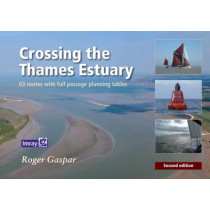 Crossing the Thames Estuary by Roger Gaspar, 9781846236280