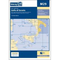 Imray Chart M29: Golfo Di Taranto by Imray, 9781846236945