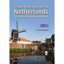 Inland Waterways of the Netherlands by Louise Busby, 9781846237485