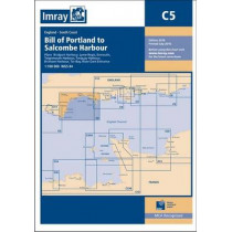 Imray Chart C5: Bill of Portland to Salcombe Harbour by Imray, 9781846238468
