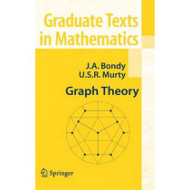 Graph Theory by Adrian Bondy, 9781846289699