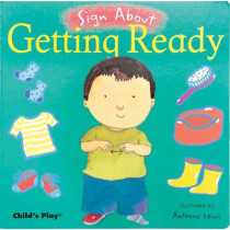 Getting Ready: American Sign Language by Anthony Lewis, 9781846430299