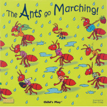 The Ants Go Marching by Dan Crisp, 9781846431098