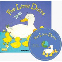 Five Little Ducks by Penny Ives, 9781846431371