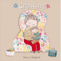 Grandma by Jessica Shepherd, 9781846435973