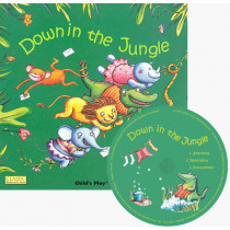 Down in the Jungle by Elisa Squillace, 9781846436239