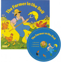 The Farmer in the Dell by Pam Adams, 9781846436246