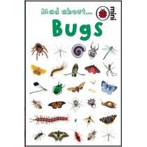 Mad About Bugs, 9781846468018