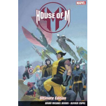 House Of M - Ultimate Edition by Brian Michael Bendis, 9781846535826