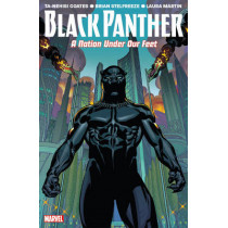 Black Panther Vol. 1: A Nation Under Our Feet by Ta-Nehisi Coates, 9781846537509