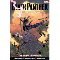 Black Panther: A Nation Under Our Feet Volume 3: The People's Revolution by Ta-Nehisi Coates, 9781846537905