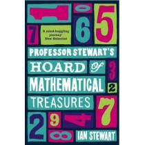 Professor Stewart's Hoard of Mathematical Treasures by Ian Stewart, 9781846683466