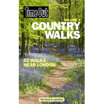 Time Out Country Walks Near London Volume 1 by Time Out Guides Ltd., 9781846702211