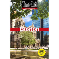 Time Out Boston City Guide by Time Out Guides Ltd., 9781846703355