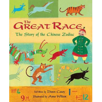 The Great Race by Dawn Casey, 9781846862021