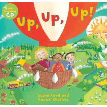Up, Up, Up by Susan Reed, 9781846865497