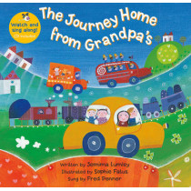 The Journey Home From Grandpa's by Jemima Lumley, 9781846866586