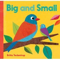 Big and Small by Britta Teckentrup, 9781846869518