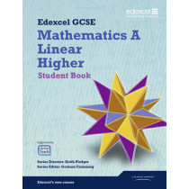 GCSE Mathematics Edexcel 2010: Spec A Higher Student Book by Keith Pledger, 9781846900839