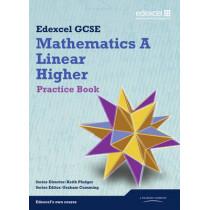 GCSE Mathematics Edexcel 2010: Spec A Higher Practice Book by Keith Pledger, 9781846900846