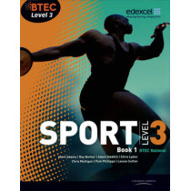 BTEC Level 3 National Sport Book 1 by Ray Barker, 9781846906510