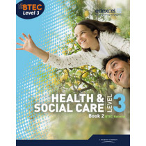 BTEC Level 3 National Health and Social Care: Student Book 2 by Marilyn Billingham, 9781846907470