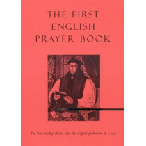 The First English Prayer Book (Adapted for Modern Use): The First Worship Edition Since the Original Publication in 1549 by Robert Van De Weyer, 9781846941306