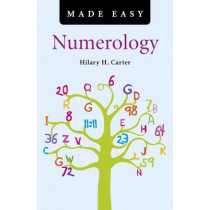 Numerology Made Easy by Hilary H. Carter, 9781846947179