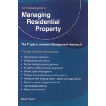 The Property Investors Management Handbook - Managing Residential Property by David Watson, 9781847165442