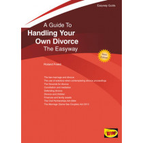 Handling Your Own Divorce: The Easyway by Roland Freed, 9781847166531