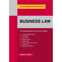Business Law by Robert Franks, 9781847167064