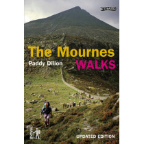 The Mournes Walks by Paddy Dillon, 9781847177612