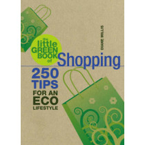 The Little Green Book of Shopping by Diane Millis, 9781847320711