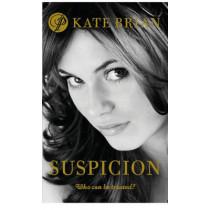 Suspicion by Kate Brian, 9781847387394