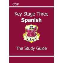 KS3 Spanish study guide, 9781847628862