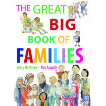 The Great Big Book of Families by Mary Hoffman, 9781847805874