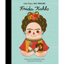 Frida Kahlo by Maria Isabel Sanchez Vegara, 9781847807700