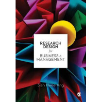 Research Design for Business & Management by Siah Hwee Ang, 9781847870261