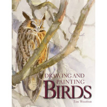 Drawing and Painting Birds by Tim Wootton, 9781847972248