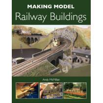 Making Model Railway Buildings by Andy McMillan, 9781847973405