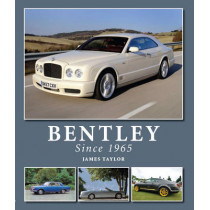 Bentley Since 1965 by James Taylor, 9781847973719